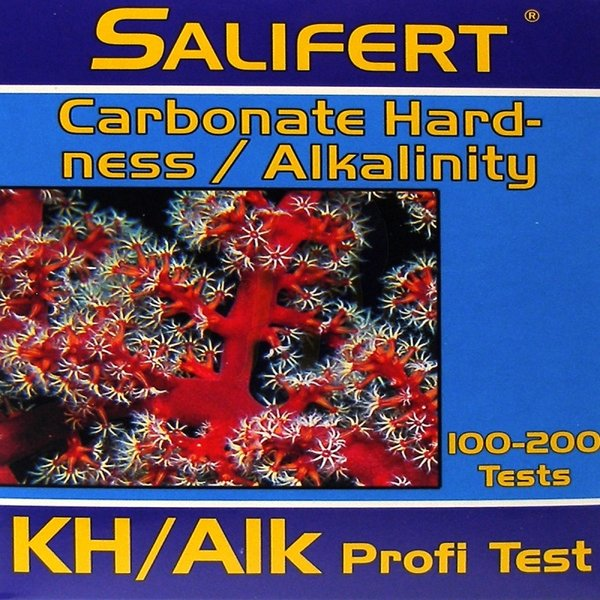 Salifert Profi Test Carbonate (KH)